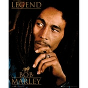 Bob Marley Legend Mini Poster