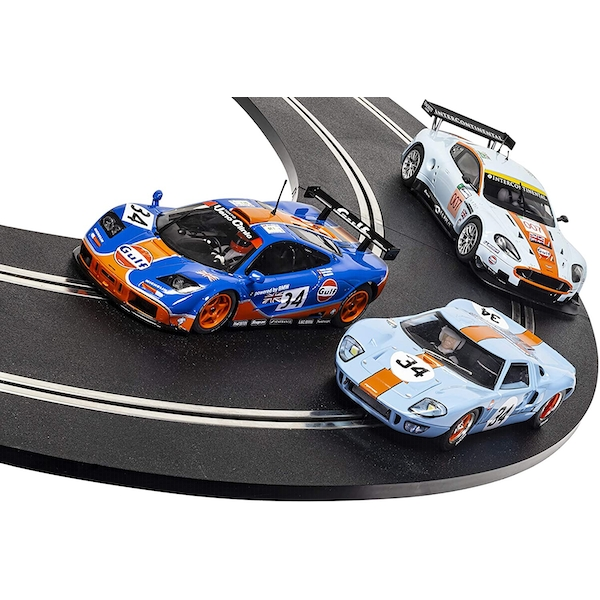 Rofgo Collection Gulf Triple Pack Limited Edition Scalextric Radio Controlled Cars