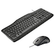 Trust Classicline Wired Keyboard and Mouse Bundle - Image 2