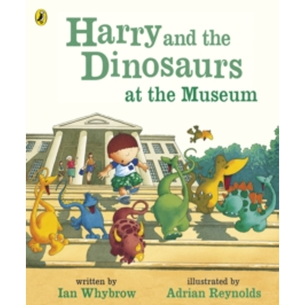 Harry and the Dinosaurs at the Museum by Ian Whybrow (Paperback, 2005)