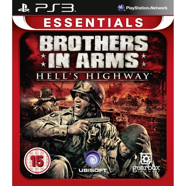 Brothers In Arms Hells Highway Game Essentials PS3
