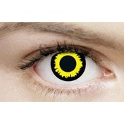Wolf 3 Month Halloween Coloured Contact Lenses (MesmerEyez XtremeEyez)