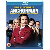 Anchorman - The Legend Of Ron Burgundy Blu-ray