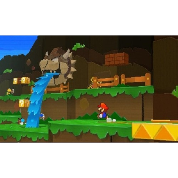 Paper Mario Sticker Star Game 3DS (Selects) - Image 3