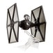 First Order TIE Fighter (Star Wars) Hot Wheels Elite Diecast Ship - Image 3