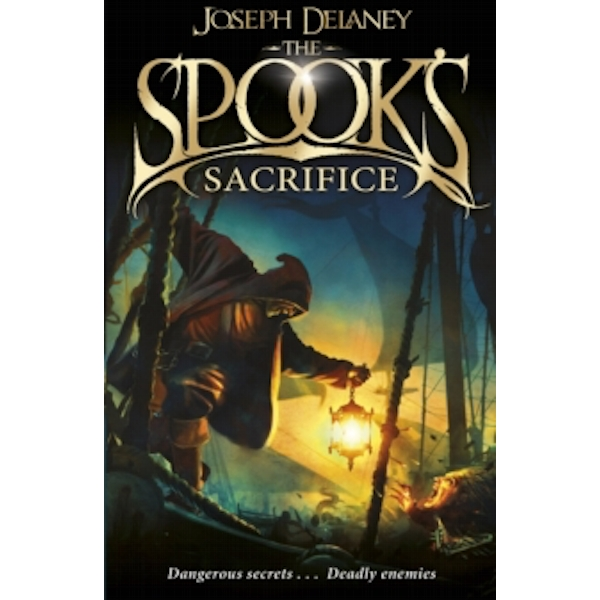 The Spook's Sacrifice: Book 6 by Joseph Delaney (Paperback, 2014)