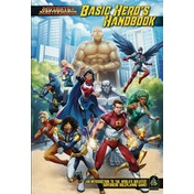 Mutants & Masterminds: Basic Hero's Handbook (Hardcover)