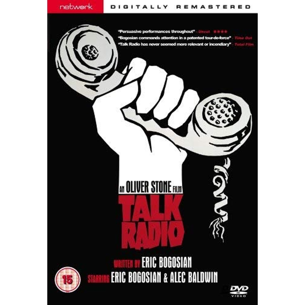Talk Radio DVD