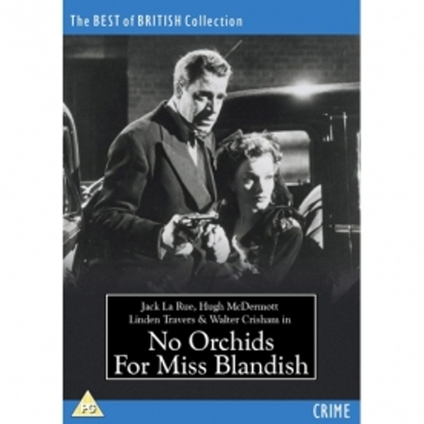 No Orchids for Miss Blandish - Digitally Remastered DVD