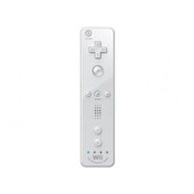 (USED) Official Nintendo Wii Remote Plus Control In White Wii U Used - Good