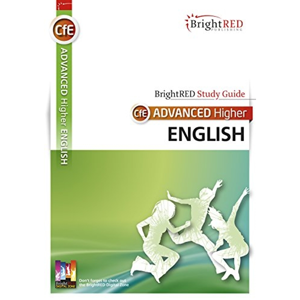 CFE Advanced Higher English Study Guide  Paperback / softback 2018