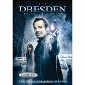 The Dresden Files: Complete Season 1 DVD