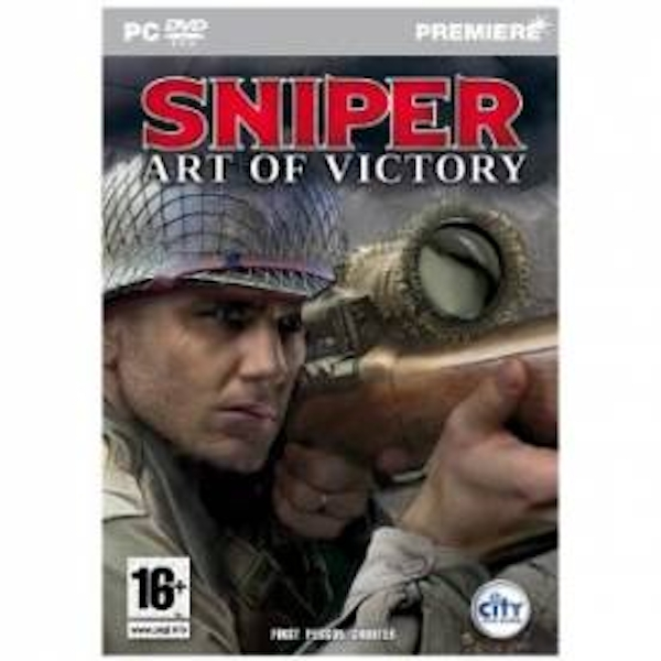Sniper Art Of Victory Game PC