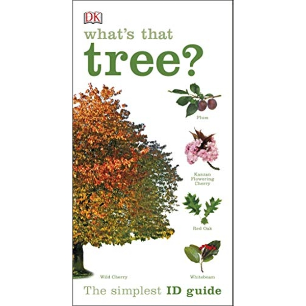 RSPB What's that Tree? by DK (Paperback, 2013)