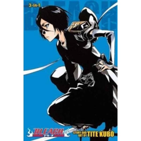 Bleach (3-in-1 Edition), Vol. 18 : Includes vols. 52, 53 & 54 : 18