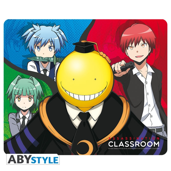 Image of Assassination Classroom - Group Mouse Mat