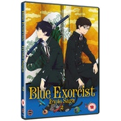 Blue Exorcist (Season 2 Episodes 7-12) Kyoto Saga Volume 2 DVD