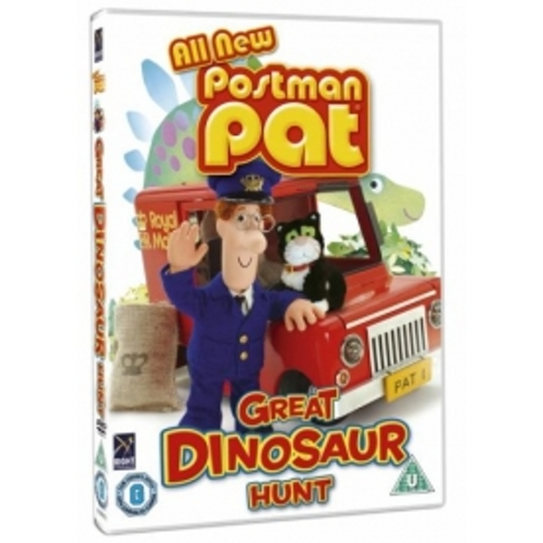 Postman Pat And The Great Dinosaur Hunt DVD