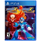 Mega Man X Legacy Collection 1 + 2 PS4 Game
