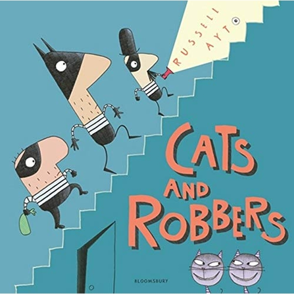 Cats and Robbers  Paperback / softback 2018