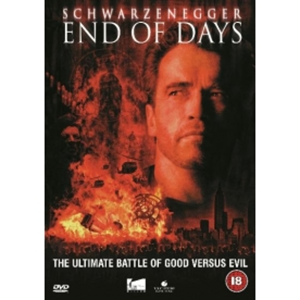 End Of Days DVD