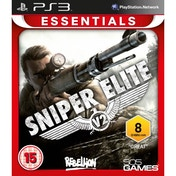 Sniper Elite V2 PS3 Game (Essentials)