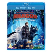 How to Train Your Dragon 3 - The Hidden World 3D Blu-ray