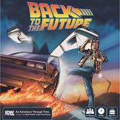 Back To The Future An Adventure Through Time Board Game