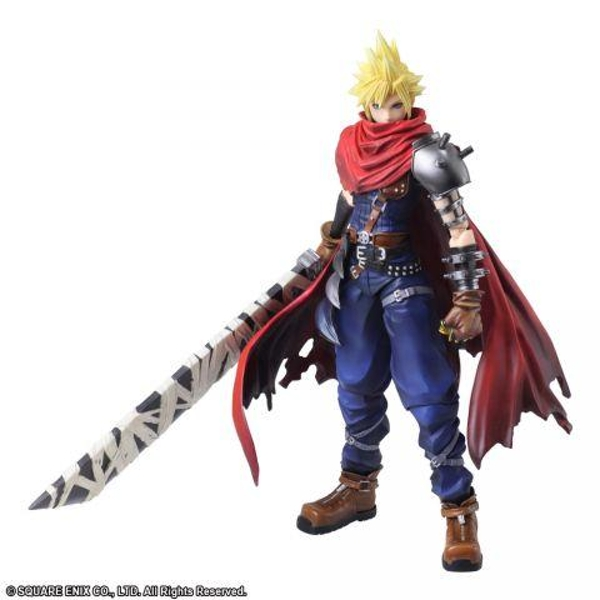 Cloud Strife Another Form (Final Fantasy VII) Bring Arts Action Figure