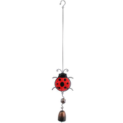 Ladybird Dangly Windchime