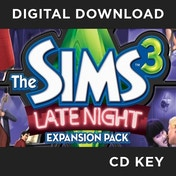 The Sims 3 Late Night Expansion Pack PC CD Key Download for Origin