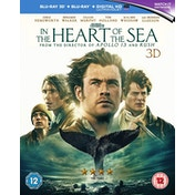 In the Heart of the Sea (Region Free) Blu-ray