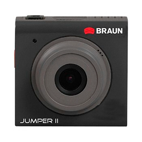 "Braun Photo Technik Action Cam ""Jumper II"", Black"