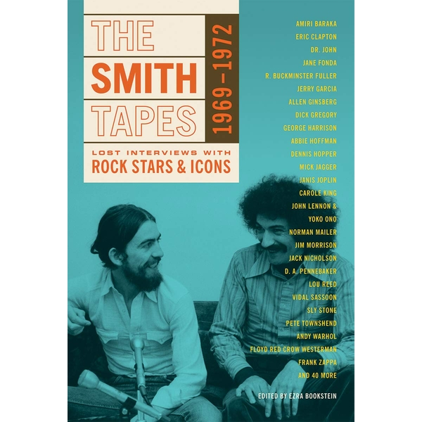 The Smith Tapes: Lost Interviews with Rock Stars & Icons 1969-1972 by Princeton Architectural Press (Paperback, 2015)