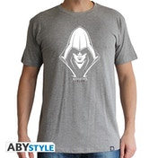 Assassin's Creed - Assassin Men's Small T-Shirt - Grey