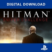 Hitman Absolution Sniper Challenge PS3 PSN Digital Download Game