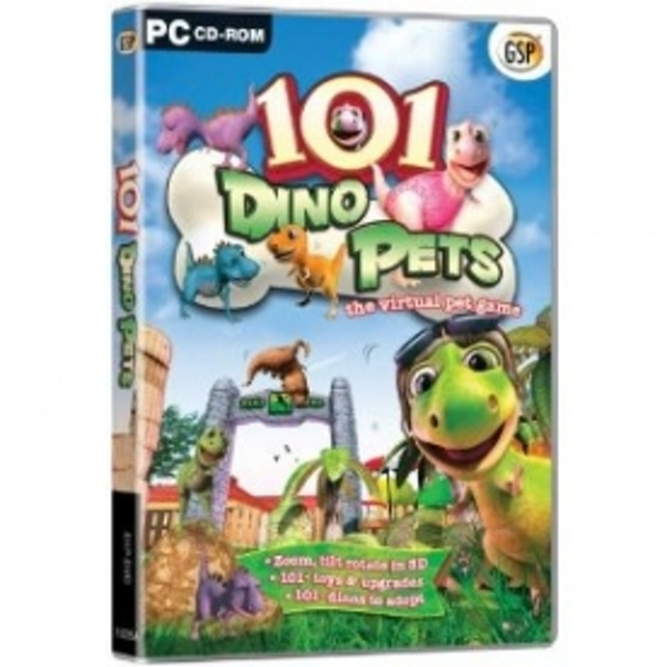 101 Dino Pets Game PC