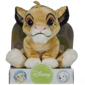 Disney Classic Lion King Simba 10 Inch Soft Toy - Damaged Packaging