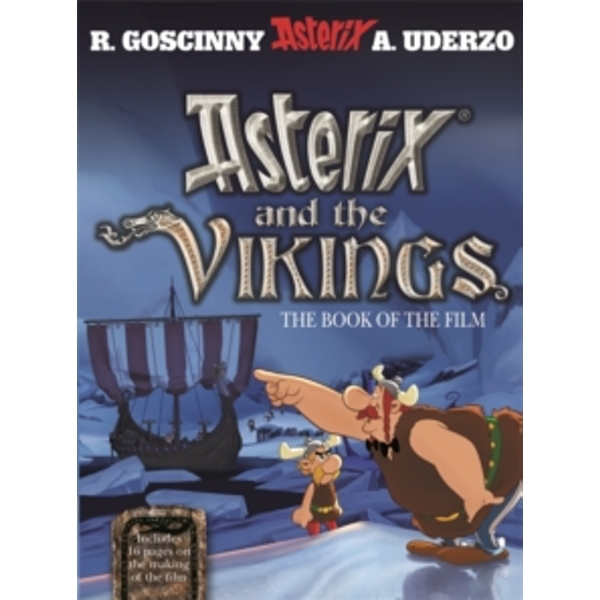 Asterix: Asterix and the Vikings : The Book of the Film