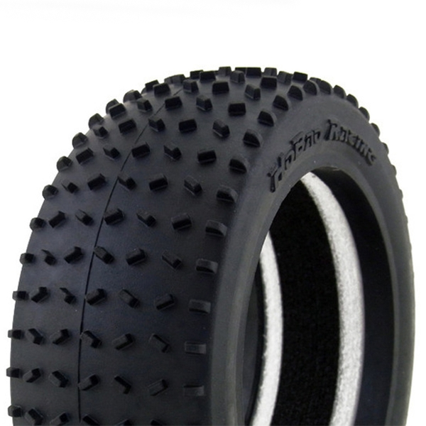 Hobao Square Spike Tyres (2)