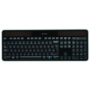 Logitech Wireless Solar Keyboard K750 UK layout