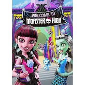 Welcome To Monster High DVD