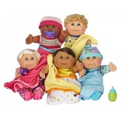 Cabbage Patch Babies (Styles Will Vary)