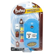 Poopeez Figure and Portable Case Playset