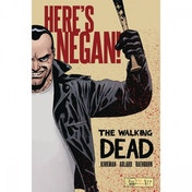 The Walking Dead  Here's Negan Hardcover