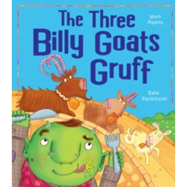The Three Billy Goats Gruff by Mara Alperin (Paperback, 2014)