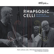 Frank Corcoran - Rhapsodic Celli: The music of Frank Corcoran CD