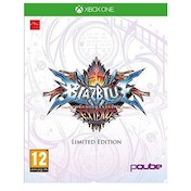 BlazBlue Chrono Phantasma Extend Limited Edition Xbox One Game
