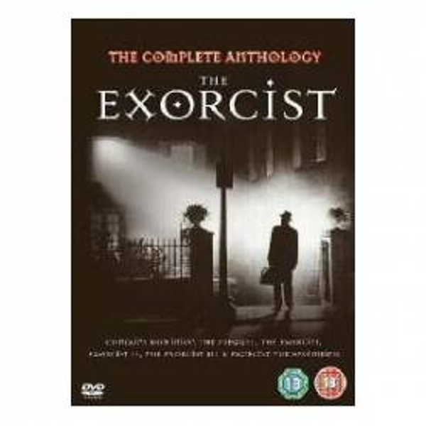 The Exorcist - The Complete Anthology DVD (5 Disc Box Set) [1973]