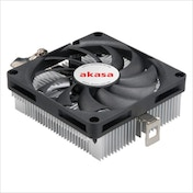Akasa Low Profile  AMD AK-CC1101EP02 CPU Cooler - 80 mm